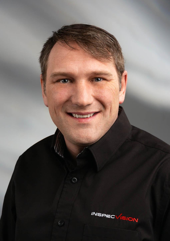 Patrick Lamontagne, Managing Director